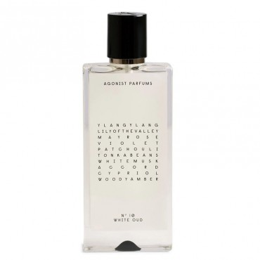 Agonist No.10 White Oud -...
