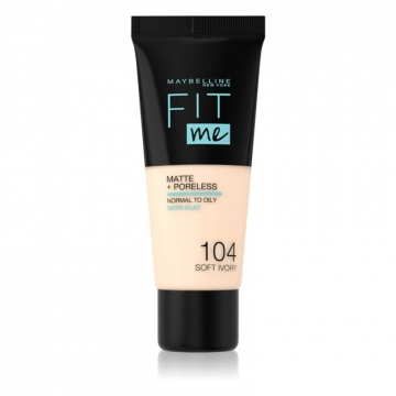 Maybelline Fit Me Matte +...