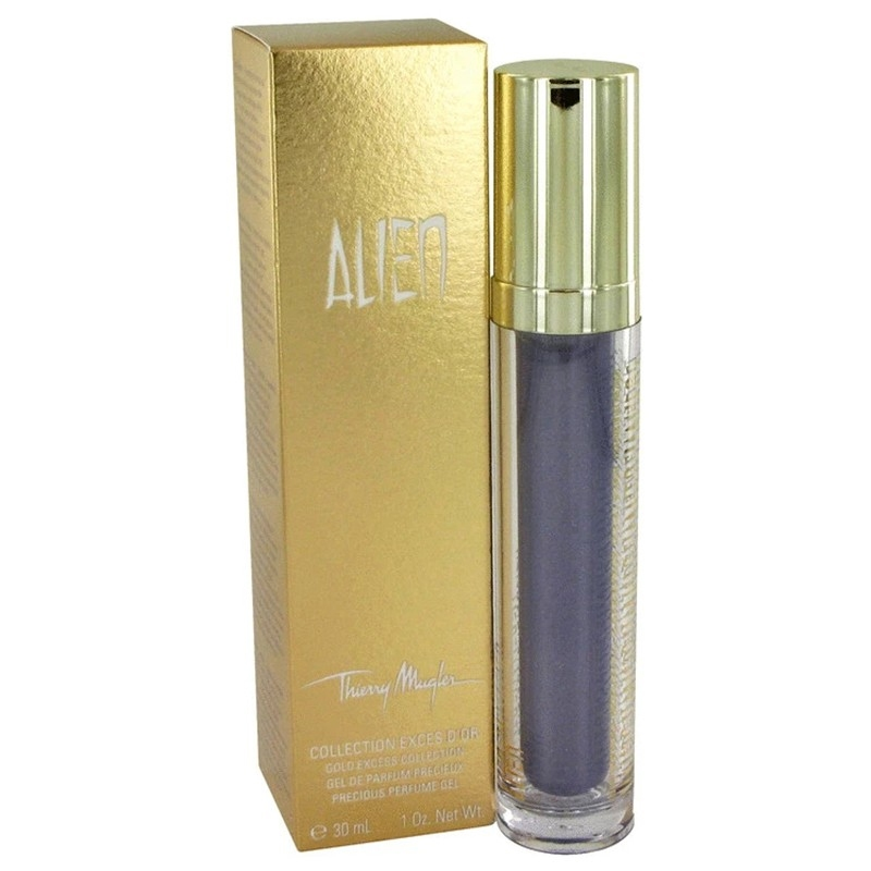 Theirry Mugler Alien Gold Collection
