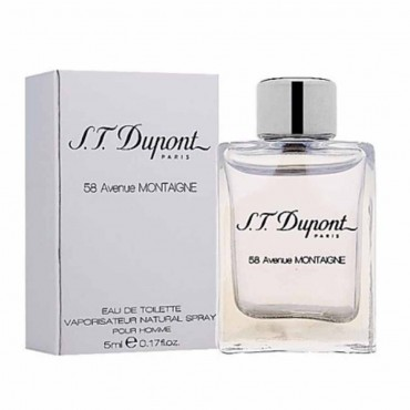 S.t. Dupont 58th Avenue...
