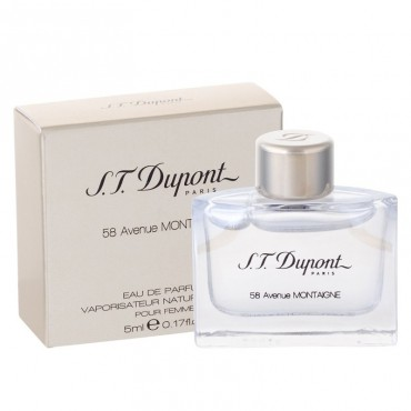 S.t. Dupont 58th Avenue Montaigne