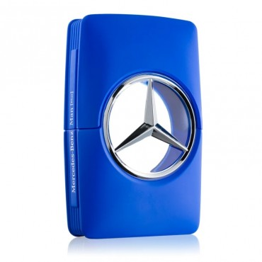 Mercedes Benz Blue  - Eau...