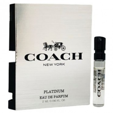 Coach New York Platinum -...